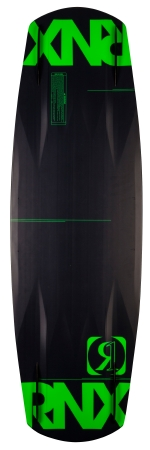 Ronix - 2014 One Carbon ATR 142 Wakeboard - Psycho Green