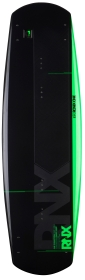 2014 One 134 Modello Wakeboard - Phantom/Psycho Green