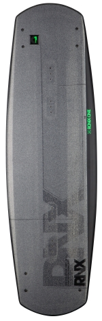 Ronix - 2014 One Time Bomb 134 Wakeboard - Mineral Gray