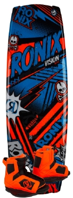 Ronix - 2014 Vision 120 w/Vision Wakeboard Package