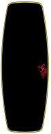 Ronix - 2014 Hover Board Sintered 40