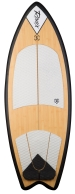 "2014 Koal Fish 5' 6"" WakeSurf Board"