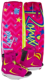 Ronix - 2015 August 120 w/Luxe Wakeboard Package