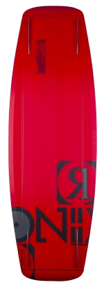 Ronix - 2015 Bandwagon Camber Air Core XL Wakeboard - Metallic/Scuderia