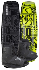 Ronix - 2015 Code 21 Modello 143 w/Network Wakeboard Package