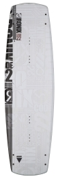 Ronix - 2015 Code 22 Intelligent Core 135 Wakeboard - The White Album