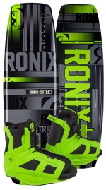 Ronix - 2015 District 134 w/District Wakeboard Package