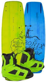 Ronix - 2015 District Park w/District 138 Wakeboard Package