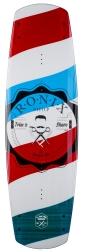 Ronix - 2015 El Von Videl Schnook 136.3 Wakeboard - Nu Core 2.0 - Barber