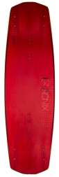 Ronix - 2015 One ATR Carbon 134 Wakeboard - Anodized Red Frosting