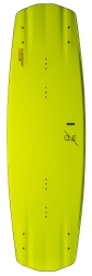 2015 One ATR S 134 Wakeboard - Matte Nuclear Yellow