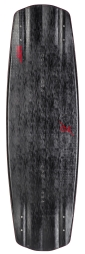 2015 One Time Bomb 134 Wakeboard - Anodized Black