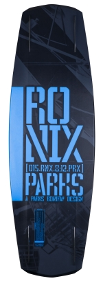 Ronix - 2015 Parks Camber ATR 134 Wakeboard - Metallic Volcano Orange