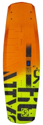 Ronix - 2015 Parks Camber ATR 144 Wakeboard - Metallic Volcano Orange