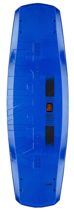 Ronix - 2015 Parks Air Core Camber 134 Wakeboard - Anodized Ocean