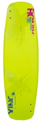Ronix - 2015 Quarter Til Midnight 135 Wakeboard - Matte Highlighter