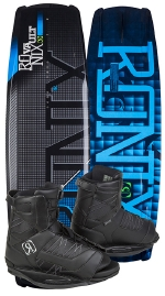 Ronix - 2015 Vault 134 w/Divide Wakeboard Package