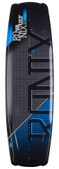 Ronix - 2015 Vault 134 Wakeboard - Black Carbon/Green/Blue
