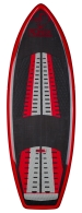 "2015 Carbon Thruster 4' 7"" WakeSurf Board"