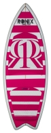 "2015 Koal Fish 4' 10"" Women's WakeSurf Board"