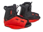 2016 District Wakeboard Bindings - Caffeinated Red
