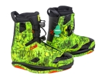 2016 Frank Wakeboard Bindings - Forest Pine