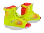 Ronix - 2016 Luxe Wakeboard Bindings - Highlighter