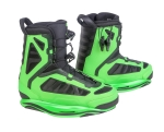 2016 Parks Wakeboard Bindings - Indescent Lime