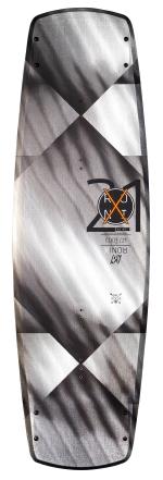 Ronix - 2016 Code 21 - 143 Modello Edition Wakeboard - 3D Silver