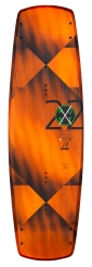 2016 Code 22 - 139 Intelligent Wake Core Wakeboard - 3D Orange