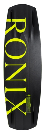 Ronix - 2016 One Time Bomb Core 146 Wakeboard - Anodized Black