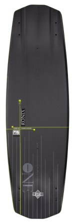 Ronix - 2016 One Time Bomb Core 134 Wakeboard - Anodized Black