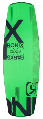 Ronix - 2016 Parks Camber Air Core 2 - 134 Wakeboard - Black / Carbon