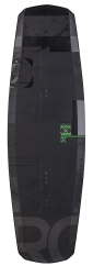 2016 Parks Camber Air Core 2 - 134 Wakeboard - Black / Carbon