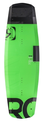 Ronix - 2016 Parks Camber ATR 139 Wakeboard - Matte Iridescent Lime