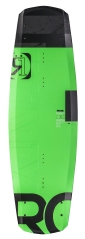 2016 Parks Camber ATR 134 Wakeboard - Matte Iridescent Lime