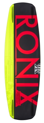 Ronix - 2016 Quarter Til Midnight ATR 135 Wakeboard - Orange