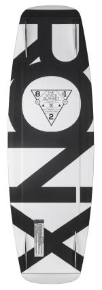 Ronix - 2016 Space Blanket Air Core 2 137 Wakeboard - Metallic Silver