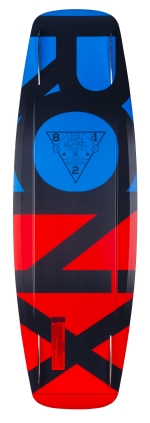 Ronix - 2016 Space Blanket ATR 133 Wakeboard - Metallic Blue