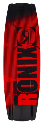 Ronix - 2016 Vault 139 Wakeboard - Caffeinated Red / Black