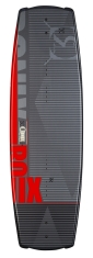 Ronix - 2016 Vault 128 Wakeboard - Caffeinated Red / Black
