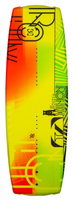 Ronix - 2016 Vision 120 Wakeboard - Matte Orange