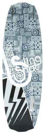 Slingshot - 2009 Response 145 Wakeboard