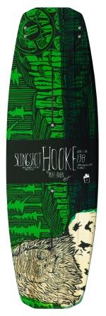 Slingshot - 2012 Hooke Wakeboard