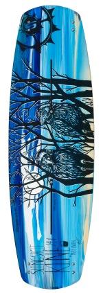 Slingshot - 2012 Kine Wakeboard