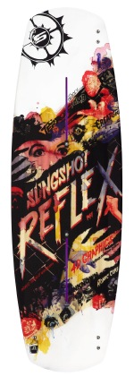 Slingshot - 2012 Reflex Wakeboard