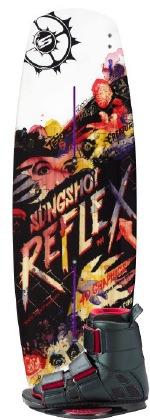 Slingshot - 2012 Reflex w/Verdict Wakeboard Package