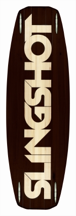 Slingshot - 2013 Hooke w/Verdict Wakeboard Package