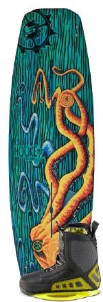 Slingshot - 2013 Hooke w/RAD Wakeboard Package
