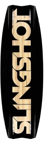 Slingshot - 2013 Lyman w/RAD Wakeboard Package
